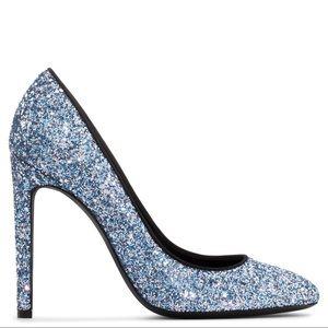 giuseppe zanotti • NEW • glitter heels